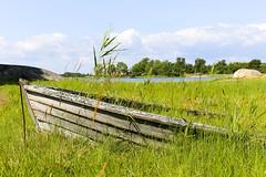 Gtt p grund och blivit liggande ett tag (Anders Sellin) Tags: sweden stockholm balticsea sverige semester archipelago sommar stersjn skrgrd svartlga