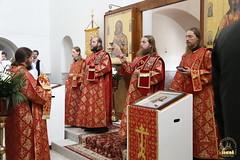 047. Patron Saints Day at the Cathedral of Svyatogorsk / Престольный праздник в соборе Святогорска