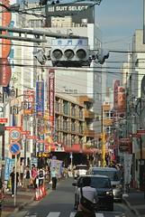 nagoya14052 (tanayan) Tags: road street urban japan town alley nikon cityscape osu nagoya   aichi j1