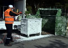 2 aliaga_cöp konteynerleri dezenfekte ediliyor (3) (aliagabelediyesi) Tags: çöp ediliyor dezenfekte konteynerleri