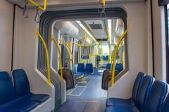 Metropolitan Area Express Red Line Train (Eridony (Instagram: eridony_prime)) Tags: max oregon train portland publictransit transit lightrail multnomahcounty