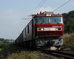 EH500-16 (Masaki Miida) Tags: japan railway  tohoku fukushima    jrfreight  jr tohokuline