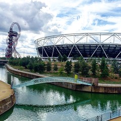 Olympic. (emilypallack) Tags: park uk london olympic 2015