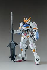 Gundam Barbatos (S.M.Leica70cm) Tags: canon gundam hg 1144 barbatos canonef100mmf28lisusmmacro gundambarbatos  gundambarbatos