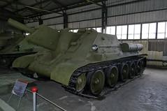-122 (Sergey SKS) Tags: tank armor armored panzer kubinka