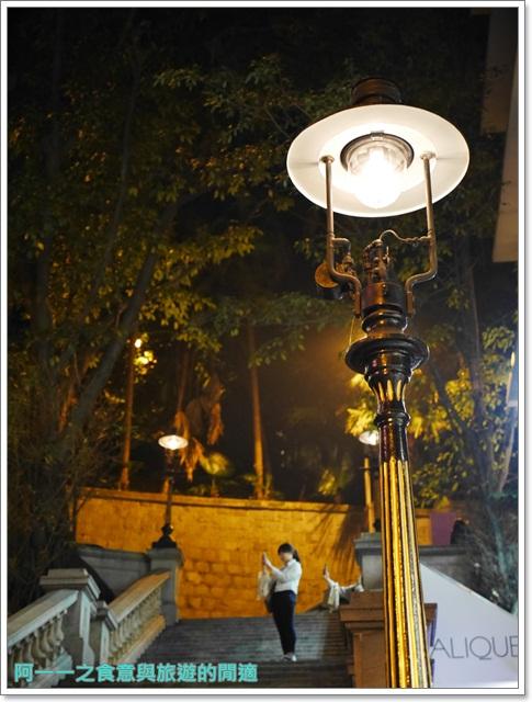 香港自助旅遊.星巴克冰室角落.都爹利街煤氣路燈.古蹟image027