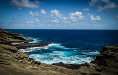 Makapuu (seajon1) Tags: makapuu hawaii honolulu ocean waves