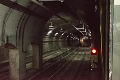 subte (b.dayz) Tags: subte underground dark train subtrain lights buenosaires argentina
