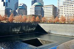 Manhattan Dec 2015 #2 (*Amanda Richards) Tags: travel newyork remember manhattan worldtradecenter 911 center trade 2015