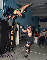 Chris Wylde, Zac Connor-7 (bkrieger02) Tags: wrestling squaredcircle toys4tots sportsphotography prowrestling indywrestling professionalwrestling ecwa sportsentertainment indiewrestling sportsentertainmentphotography eastcoastwrestlingalliance
