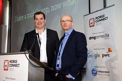 """Tommy Kearns, CEO, Xtremepush & Robbie Sexton, Xtremepush • <a style=""""font-size:0.8em;"""" href=""""http://www.flickr.com/photos/59969854@N04/23133438951/"""" target=""""_blank"""">View on Flickr</a>"""