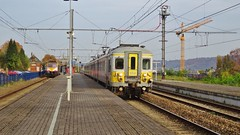 AM 654 - L34 - HERSTAL (philreg2011) Tags: trein nmbs herstal sncb l34 amclassique am654