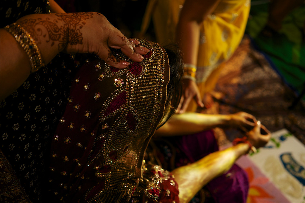 Mehndi Ceremony Timeline : The world s best photos of chura flickr hive mind