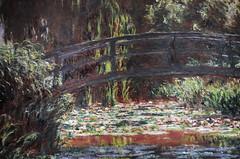 Water Lilly Pond (1900) - detail (V. C. Wald) Tags: artinstituteofchicago claudemonet chicagoillinois waterlilypond frenchimpressionism