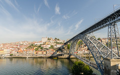 Ponte Maria Pia (Blaubeeerkuchen) Tags: gustave eiffel porto