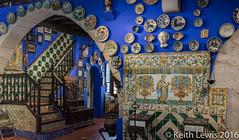 Interior  museu Cau Ferrat (keithhull) Tags: cauferrat museu museum historic interior sitges catalunya catalonia spain explore