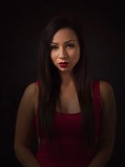 Daniella .2 (mariettakui) Tags: portraitdefemme portrait womanportraiture portraitphotography femme nikon dslr