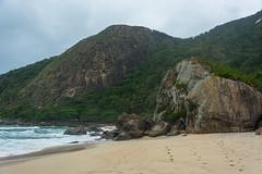 DSC_6253 (sergeysemendyaev) Tags: 2016 riodejaneiro rio brazil         prainha beach ocean storm waves landscape