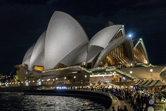 Sydney Opera House (Bernard Collen) Tags: australia nightscene september2016 sydney sydneyoperahouse