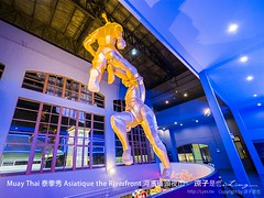Muay Thai  Asiatique the Riverfront  34 (slan0218) Tags: muay thai  asiatique riverfront  34