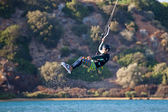 (JOAO DE BARROS) Tags: barros nautical joo kitesurf action jump sport