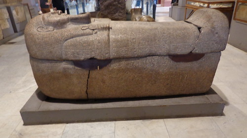 Sarcophagus - Egyptian Museum