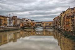 Ponte vecchio, Florence. (matteogastaldello96) Tags: hdr italia amazing landscape italy firenze florence