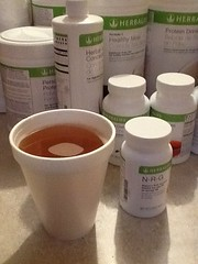 Herbal Tea Concentrate (zaiwillbusiness) Tags: nutrition herbalife tea herbal concentrate