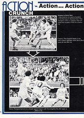 Coventry City vs Manchester United - 1981 - Page 40 (The Sky Strikers) Tags: coventry city manchester united highfield road sky blue official matchday magazine 30p football league division one