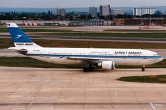 Kuwait Airways | Airbus A300-600R | 9K-AMD | London Heathrow (Dennis HKG) Tags: kuwaitairways kuwait kac ku airbus a300 airbusa300 aircraft airplane airport plane planespotting london heathrow egll lhr 9kamd