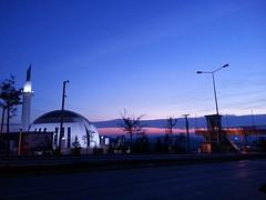 A mosque at dawn (edison_aaa) Tags: camii mosque mezquita salidadelsol dawn kocaeliuniversity kocaeli