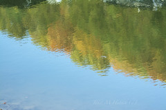 Dewey Lake Reflection (jmhutnik) Tags: reflection jennywileyresortstatepark deweylake kentucky lake autumn fall prestonsburg color