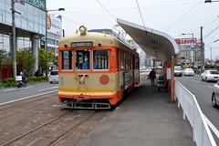 Iyotetsu 51 (Howard_Pulling) Tags: matsuyama japan april 2014 japanese howardpulling