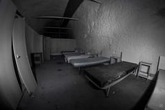 Drakelow 061 (Infraredd) Tags: drakelowtunnels underground shadowfactory tunnels derelict dormitory