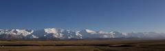 Pamir (José Rambaud) Tags: pamir kyrgyzstan kirguistan asia asiacentral centralasia rutadelaseda silkroad cordillera range nieve snow snowcapped landscape paisaje paysage paisagem montañas mountains peak peaks leninpeak ibnsinapeak