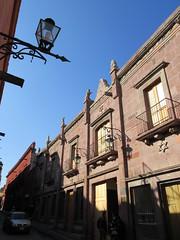 Synagogue on Calle Relox, San Miguel de Allende, Mexico (Paul McClure DC) Tags: sanmigueldeallende mexico bajo guanajuato nov2016 historic architecture synagogue