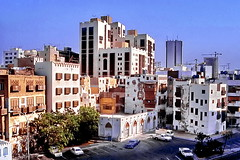 Jeddah Historic District (gerard eder) Tags: world travel reise viajes asia middleeast architecture architektur arquitectura städte street streetlife city ciudades saudiarabia jeddah oldcity