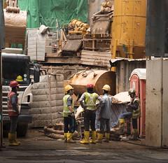 Worker (Rick1Barton) Tags: workmanonabreak workers goodlight