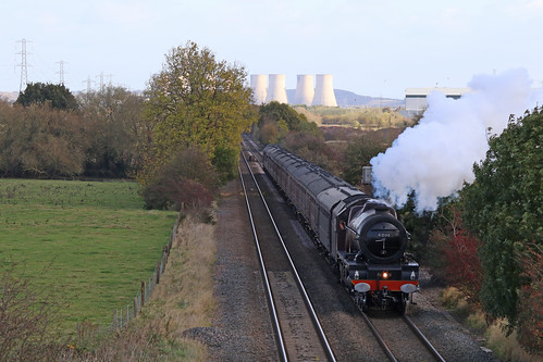 6201 Princess Elizabeth - The Cheshireman