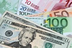Euro on record losing streak against dollar on ECB stimulus promise (majjed2008) Tags: dollar ecb euro losing promise record stimulus streak