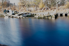 IMG_5065-Edit.jpg (suehoots) Tags: water sinking old boat