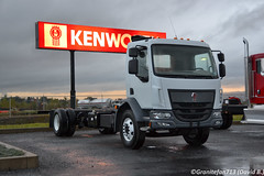 Kenworth K370 Chassis (Trucks, Buses, & Trains by granitefan713) Tags: truck newtruck kenworth kenworthtruck chassis truckchassis kenworthk370 k370 singleaxle coe cabover