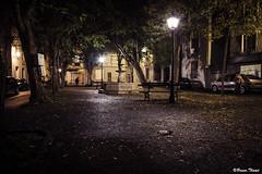 Place mirabeau (Bruno. Thomé) Tags: pentaxk1 smcfa24mmf20 chinon place nuit france indreetloire