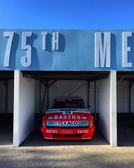 TWR Rover SD1 Touring Car (Marc Sayce) Tags: goodwood breakfast club motor racing circuit west sussex hot hatch sunday 2016 twr rover sd1 touring car vitesse bastos texaco