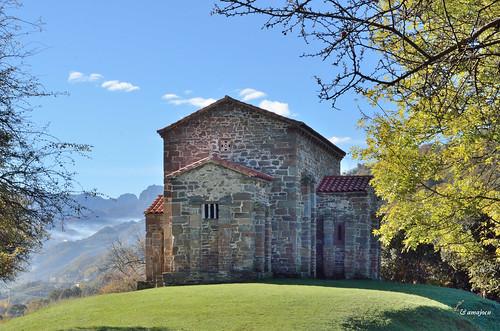 Santa Cristina de Lena (Asturias) Spain