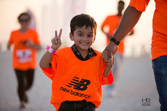 Sport 360 Beach run Abu Dhabi