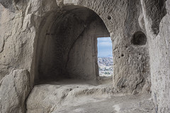 Step Outside (Christopher-James Brame) Tags: cave travel turkey goreme cappodacia rock light day natural nature