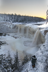 Alexandra Falls, Northwest Territories (Explored) (Rigsby'sUniquePhotography) Tags: canada landscape explore travel blog sandisk canon aaronrigsby alexandrafalls northwestterritories earth experience getoutthere natgeo perspective portrait