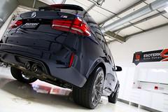 BMW F85 X5M Carbon Black 5 (Esoteric Auto Detail) Tags: bmw x5m carbon black esoteric edition hre akrapovic kw coilover dinan kamikaze enrei miyabi suntek detail detailing f85
