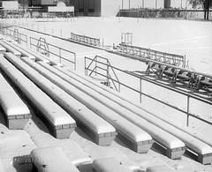 P-70-Y-008 (neenahhistoricalsociety) Tags: jrhighschool neenahhighschool schools footballfields shattuck